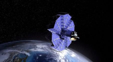 Спутник-оригами