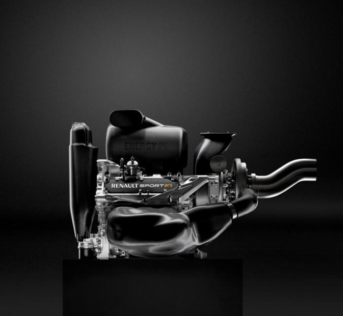 Двигатель для Формула-1