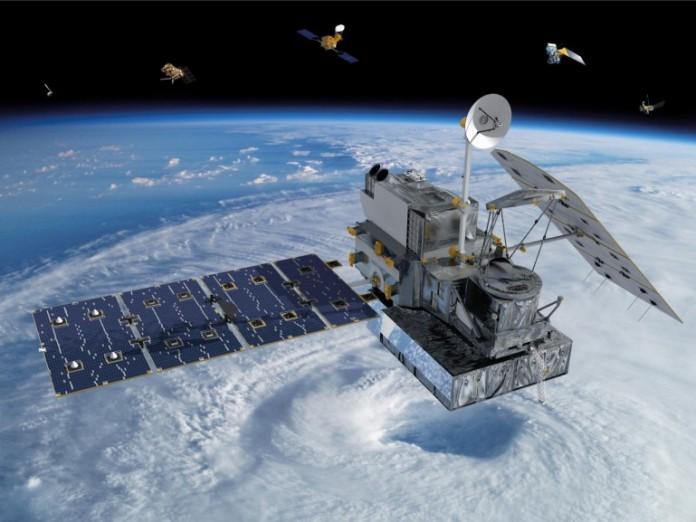 Спутник GPM