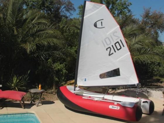 купить паруса для лодки пвх