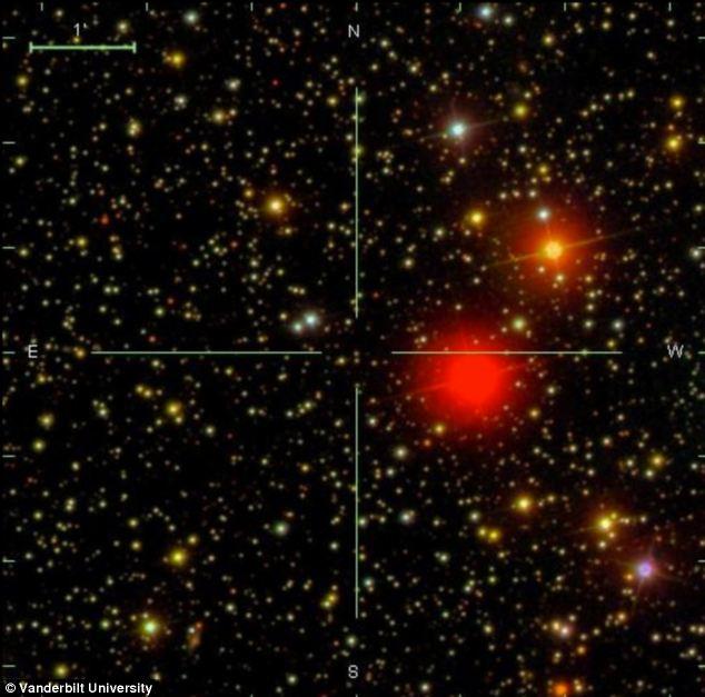 Гиперзвуковые звезды
