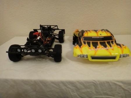 Машинки от Dromida
