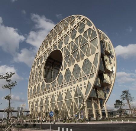 круглый особняк Гуанчжоу