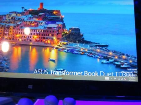 ASUS Transformer Book Duet