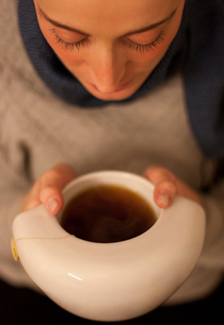 уютная чашка