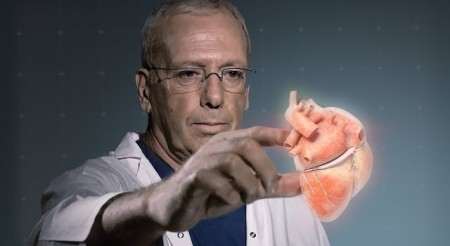 3D-голограмма сердца