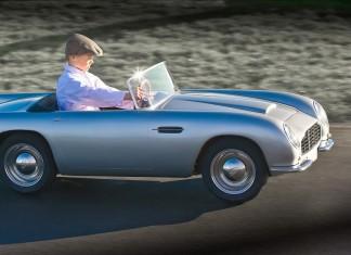 DB Convertible Aston Martin