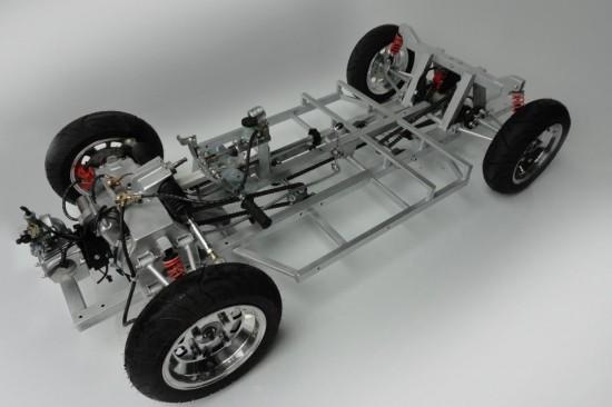 DB Convertible Aston Martin - автомобиль для детей (видео) - БЛОКАДА