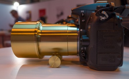 The Lomography New Petzval Art Lens