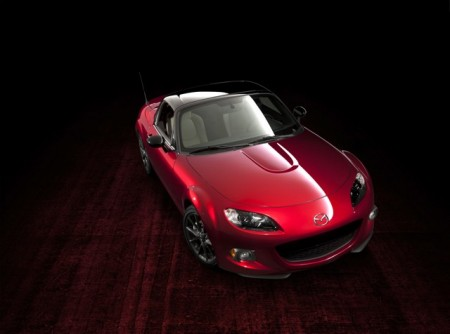 MX-5 Miata 25th Anniversary Edition
