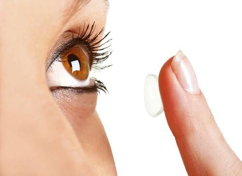 Google Patents Contact Lenses