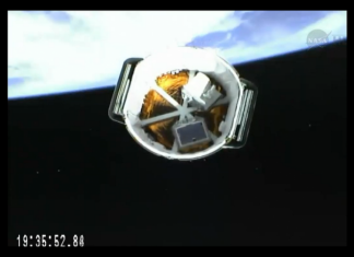 CRS-3 Dragon