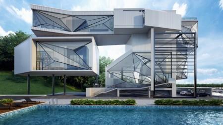 Villa for an Aviator