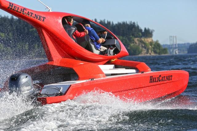 максимальная скорость моторной лодки