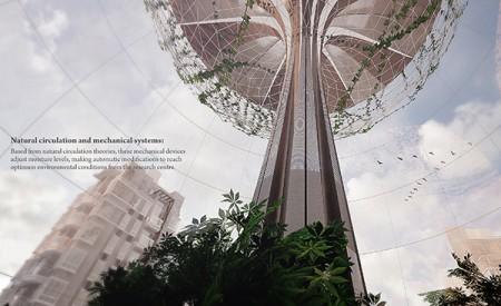 Городо - очистительная башня