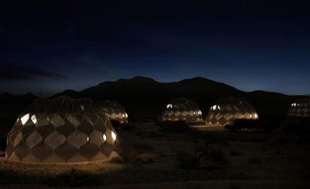 дома – палатки