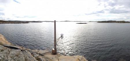 Измерение уровня моря