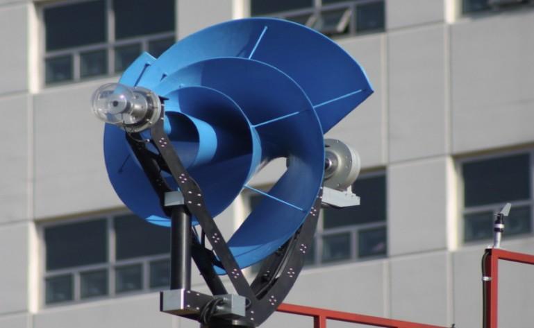 Самые эффективные ветрогенераторы своими руками 8