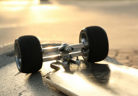 Lean Skateboard