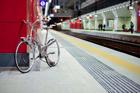 Велосипед Сада
