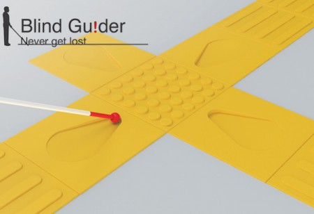 blind guider
