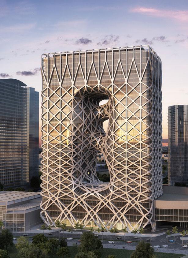 Отель-башня City of Dreams