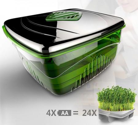 e green