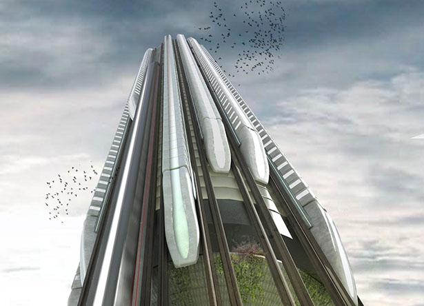 вертикальный вокзал