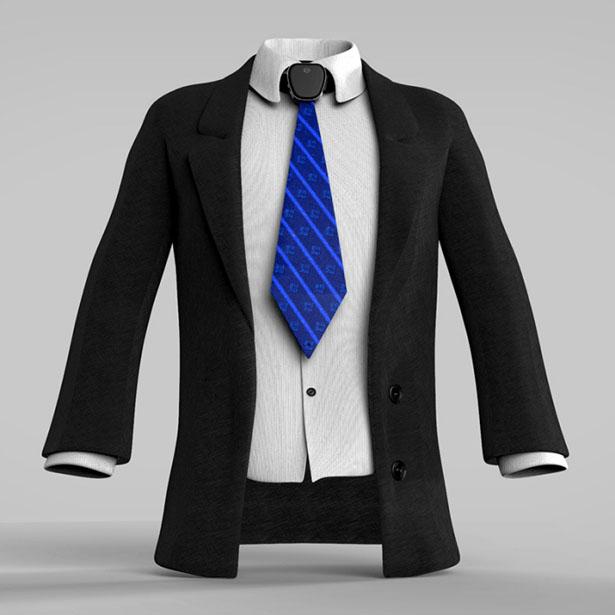электронный галстук