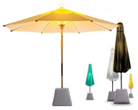 зонтик ni led