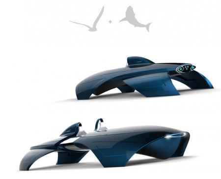 Shark Vehicle