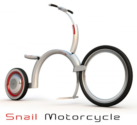 snail motorcycle
