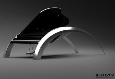 wave piano