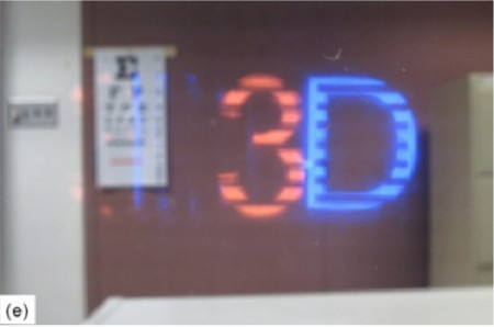 3d дисплей