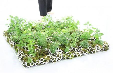 cella modular planter pod