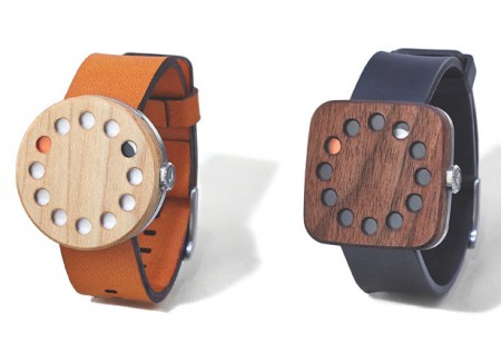 groovesmade wood watches