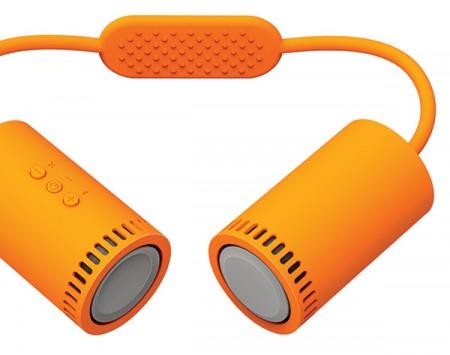 nunchuck speakers