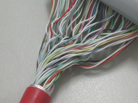 Пережатые провода