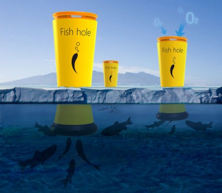 fish hole