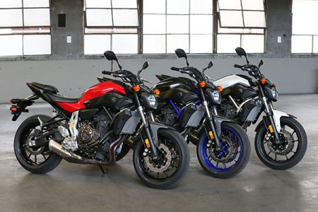 FZ-07 Yamaha