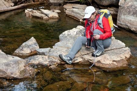 katadyn hiker pro water