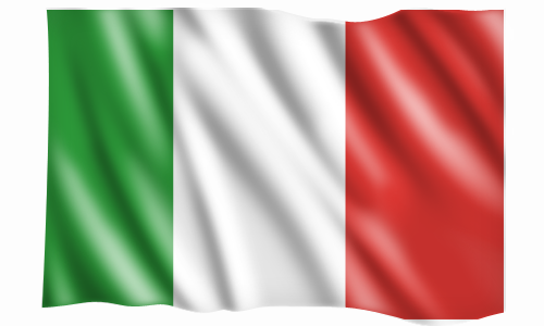 Итальянский триколор