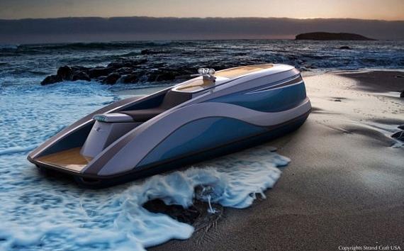 strand craft v8 wet rod