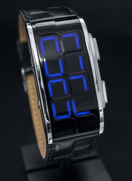 sequence led watch