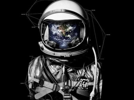 Загадочный астронавт