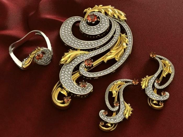 Фото лучших ювелирных украшений