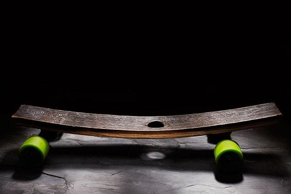бурбон скейборд