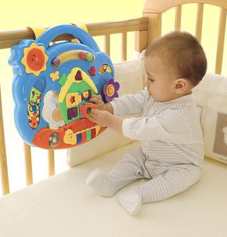 Игрушки для младенцев