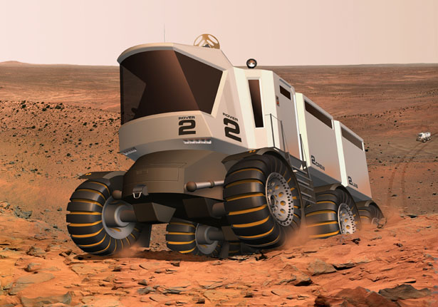 mars expedition