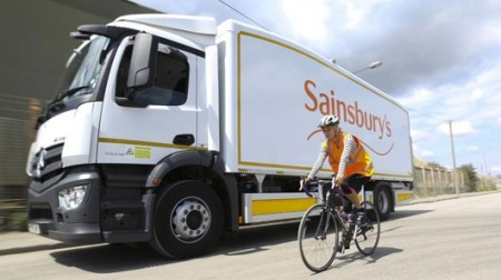 sainsburys cycle